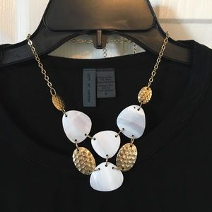 Statement Mother of Pearl & Gold Tone Bundle Item!